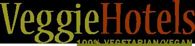 Logo veggie hotels